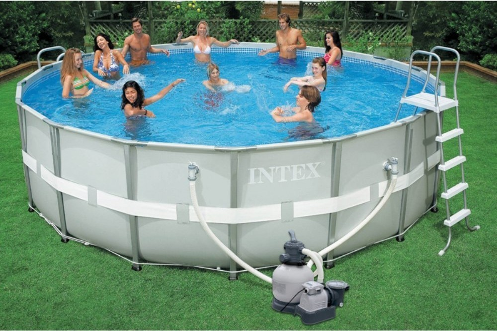 Intex Ultra Frame Pool Review | Best Above Ground Pools