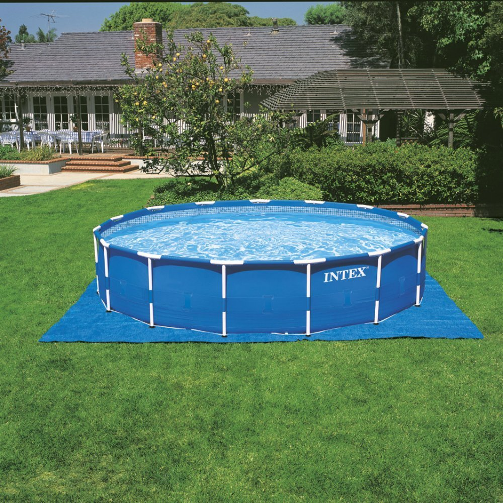Intex Metal Frame Above Ground Pool Review | Best Above Ground Pools