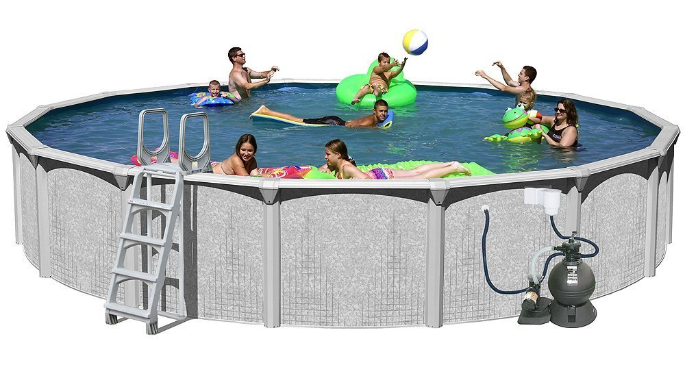 Best Above Ground Pool Reviews & Supplies