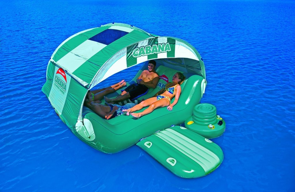 Cabana Islander Floating Party Raft