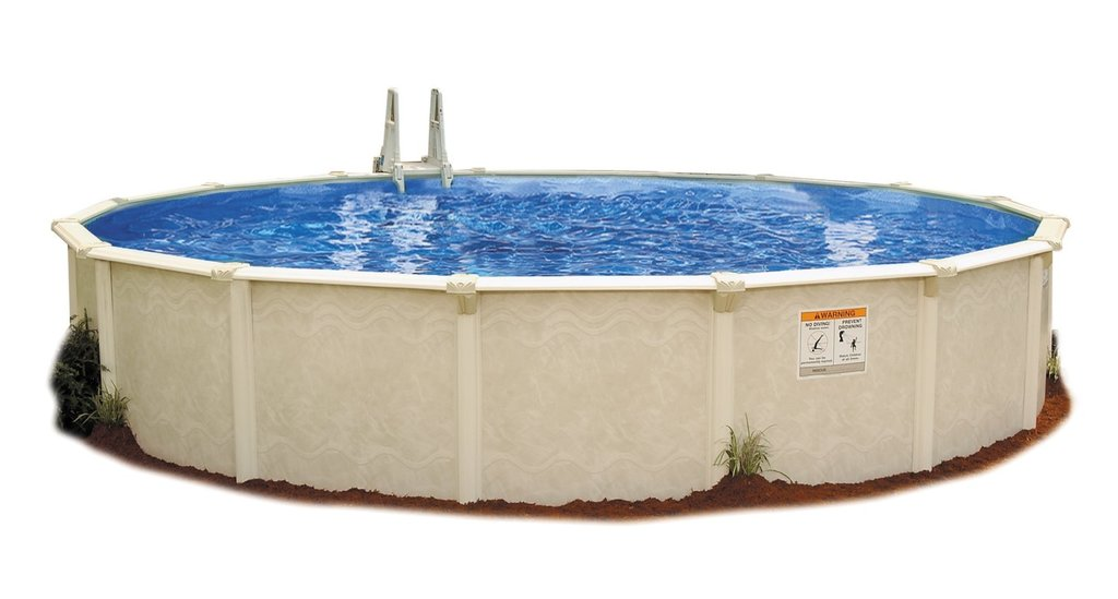 Embassy pools 24 52 above ground pool review best above - Above ground swimming pools reviews ...