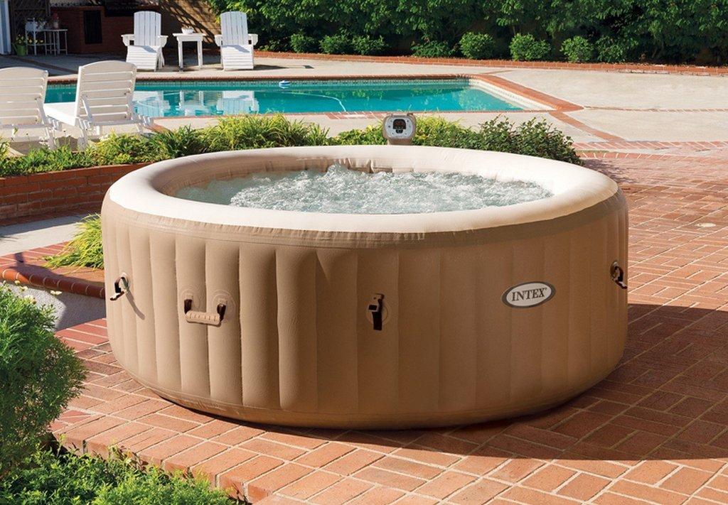 Description Of The Intex Purespa Inflatable Hot Tub