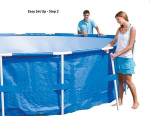 Bestway Steel Pro Frame Pool Review Best Above Ground Pools
