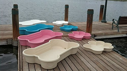 Dog Bone Shaped Pool For Your Dogs Best Above Ground Pools