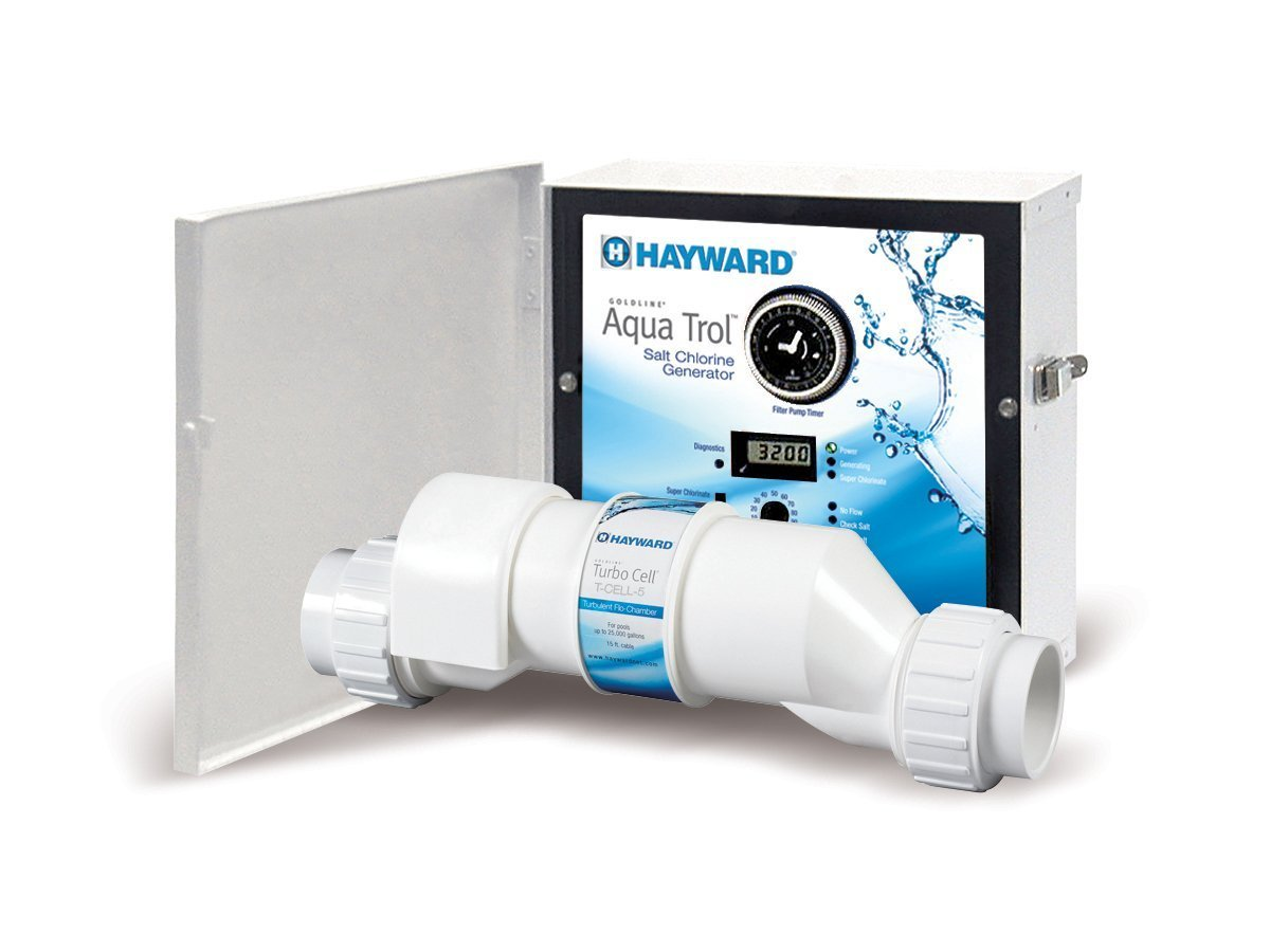 Hayward Goldline Salt Chlorinator Best Above Ground Pools
