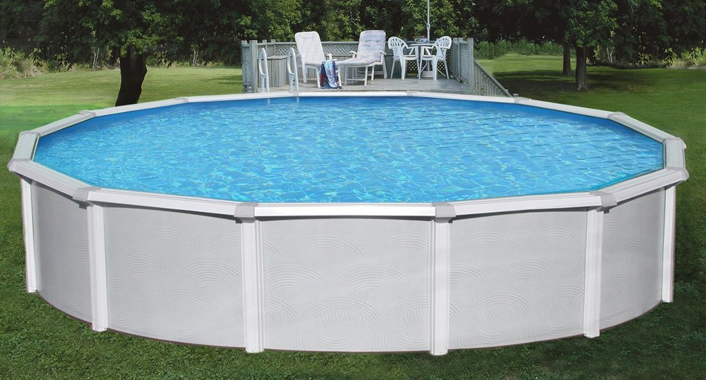Samoan 18×52 Steel Above Ground Pool Review | Best Above ...