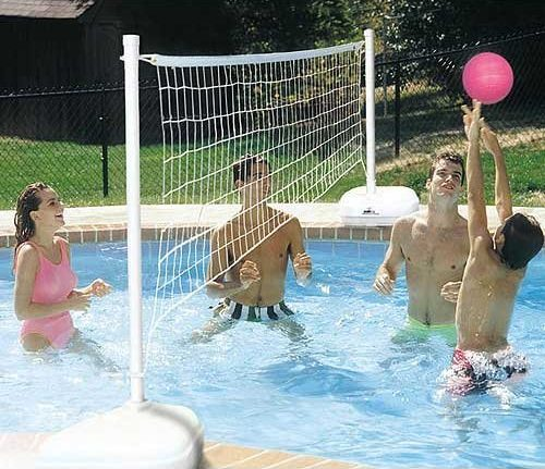 Best Volleyball Nets For The Swimming Pool Best Above