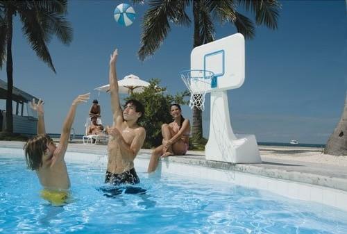 Best Swimming Pool Basketball Hoop   Best Above Ground Pools