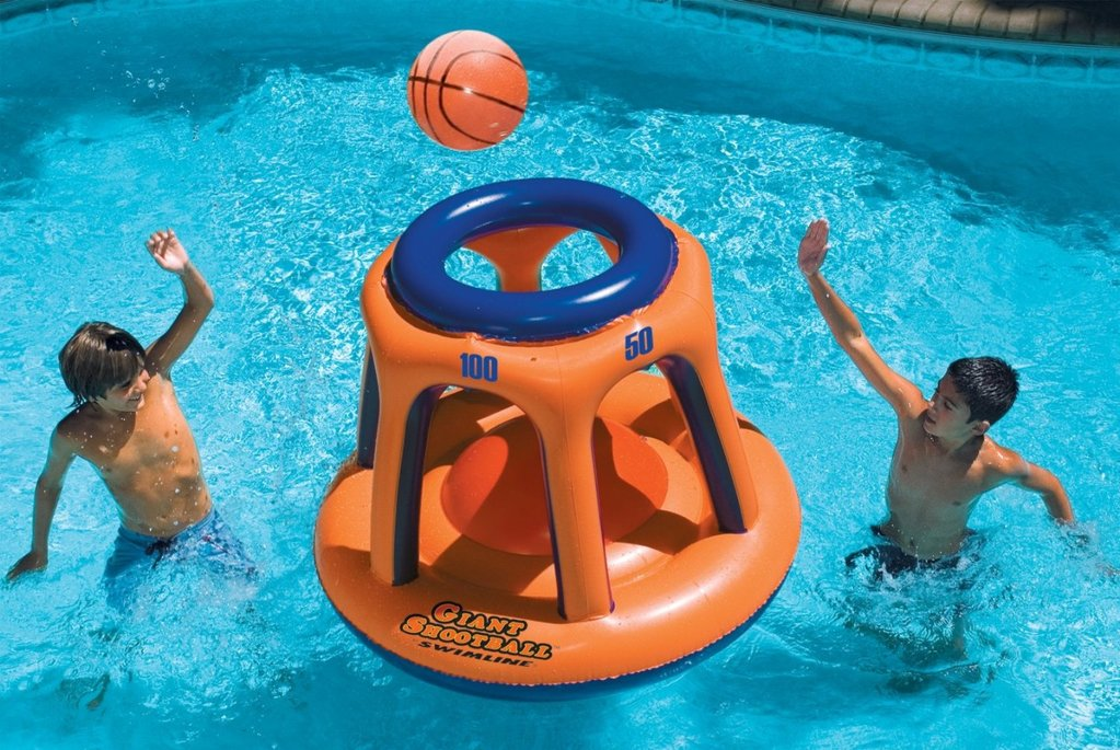 Best Swimming Pool Basketball Hoop | Best Above Ground Pools