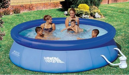 Summer Escapes Swimming Pool Reviews | Best Above Ground Pools