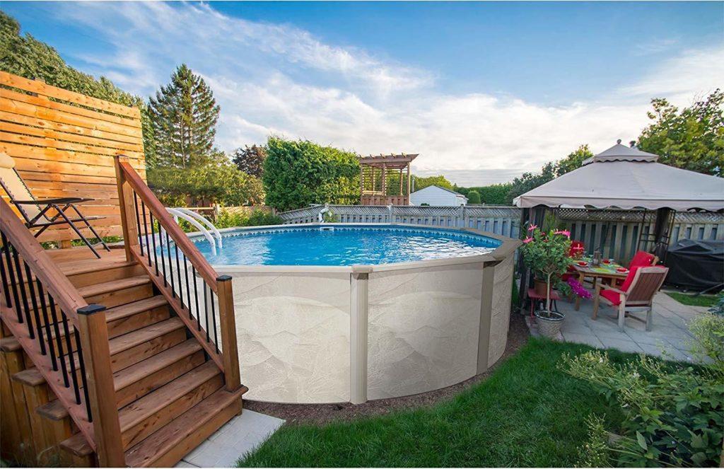 Cornelius Pools Phoenix 18′ x 52 Frame Package | Best Above Ground Pools