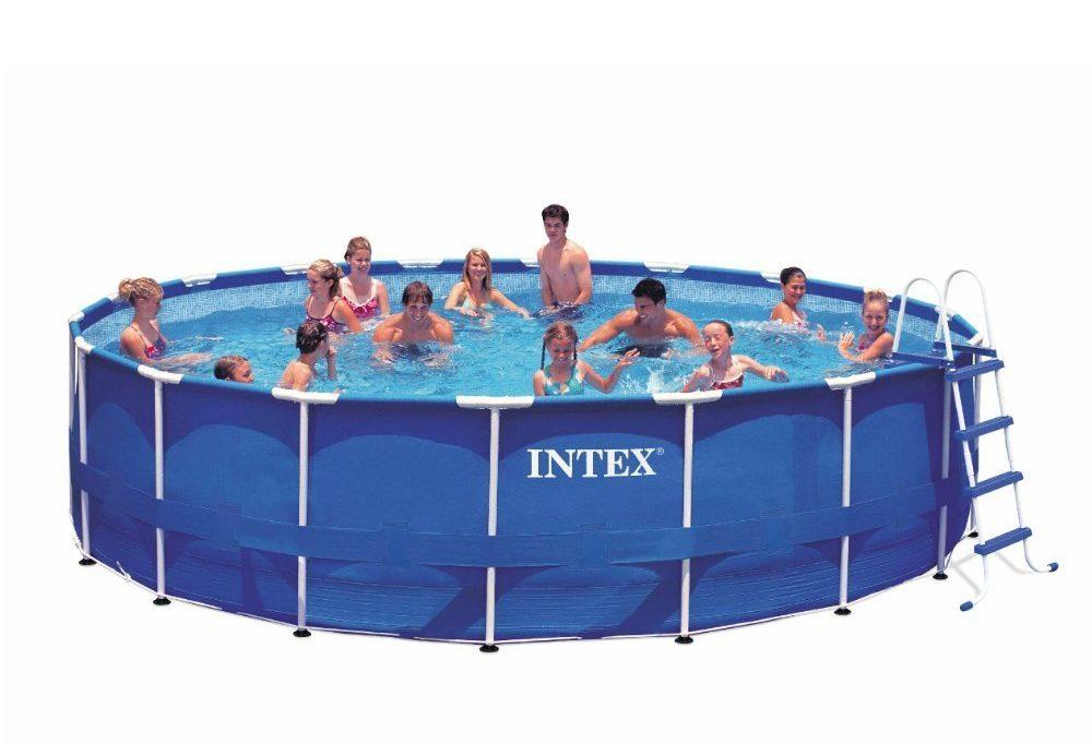 Intex Metal Frame Pool Best Above Ground Pools