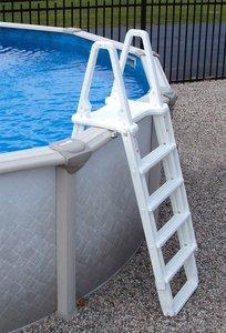 Blue Wave Pool Steps